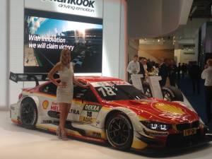 Salón de Fráncfort 2017 - BMW M4 DTM