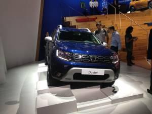 Salón de Fráncfort 2017 - Dacia Duster