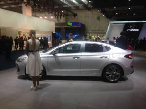Salón de Fráncfort 2017 - Hyundai i30 Fastback