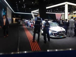 Salón de Fráncfort 2017 - Hyundai i30 N