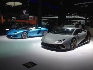 Salón de Fráncfort 2017 - Lamborghini Aventador S Roadster