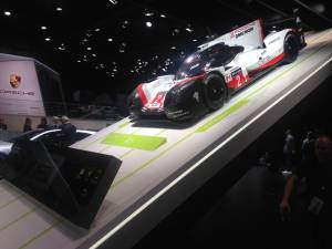 Salón de Fráncfort 2017 - Porsche 919 Hybrid 24 Horas LeMans