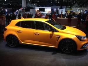 Salón de Fráncfort 2017 - Renault Megane RS