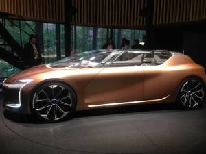 Salón de Fráncfort 2017 - Renault Symbioz