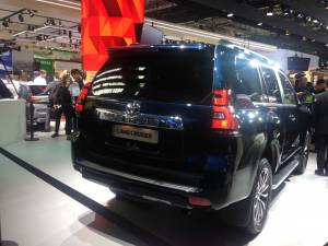 Salón de Fráncfort 2017 - Toyota Land Cruiser