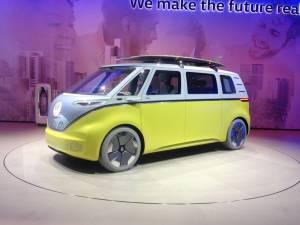 Salón de Fráncfort 2017 - VW i-buzz