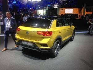 Salón de Fráncfort 2017 - Volkswagen T-Roc