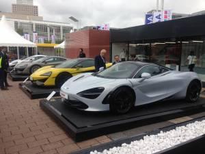 Salón de Fráncfort - McLaren