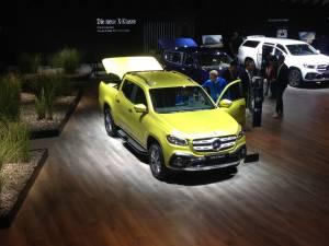 Salón de Fráncfort - Mercedes-Benz Clase X