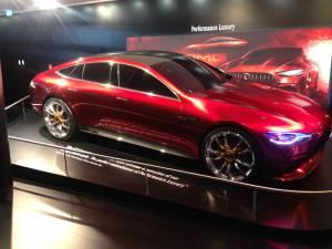 Salón de Fráncfort - Mercedes-Benz Maybach 6 prototype