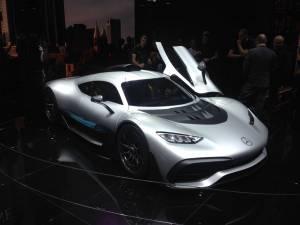 Salón de Fráncfort - Mercedes-Benz GLC F-Cell