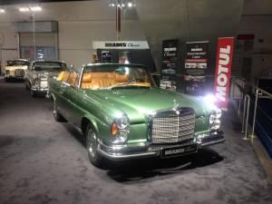 Salón de Fráncfort - También hay hueco para los clásicos - Mercedes-Benz W111 creado por Brabus
