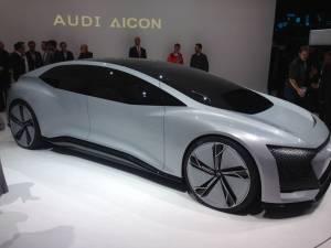 Salón de Francfort 2017 - Audi Aicon