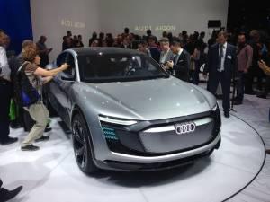 Salón de Francfort 2017 - Audi Elaine concept