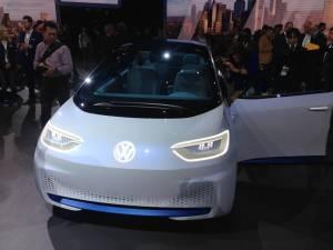 Salón de Francfort 2017 - VW Concept