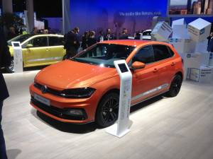 Salón de Francfort 2017 - VW Polo GTI