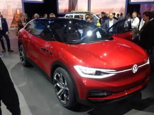 Salón de Francfort 2017 - Volkswagen I.D. Crozz
