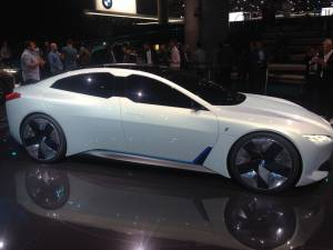 Salón del Fráncfort - BMW i Vision Dynamics (2)