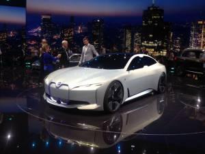 Salón del Fráncfort - BMW i Vision Dynamics