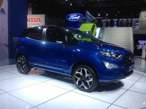 Salón del Fráncfort - Ford EcoSport