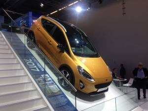 Salón del Fráncfort - Ford Fiesta Cross