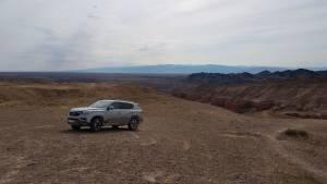 SsangYong Rexton 2018 - Expedición Trans Eurasia Trail