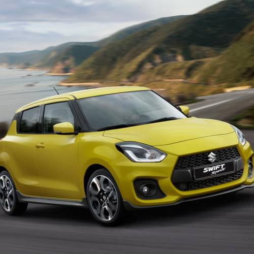 Suzuki Swift Sport: más caña para el deportivo japonés