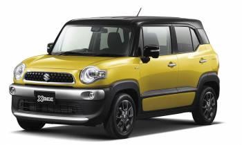 Suzuki Xbee, ¿el futuro Suzuki Jimny?