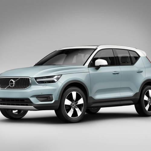 Volvo XC40: precios en España del SUV compacto de Volvo