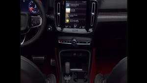 Volvo XC40: se filtran las imágenes del SUV pequeño de Volvo (fotos)