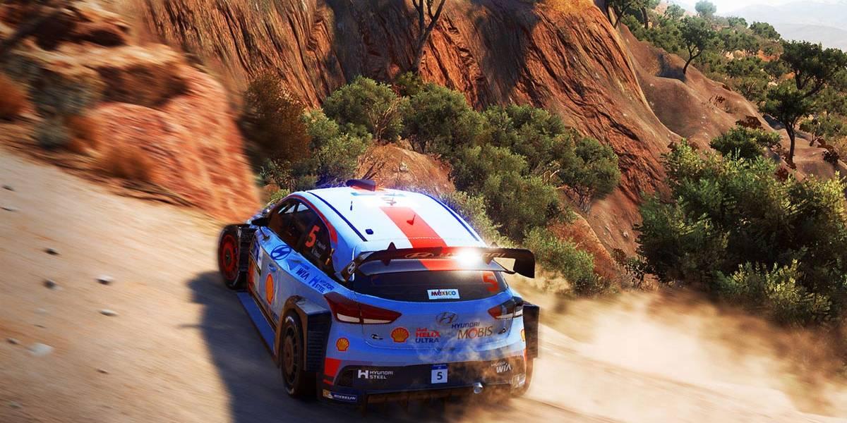 WRC7: el videojuego oficial del Campeonato del Mundo de Rallies llega al mercado