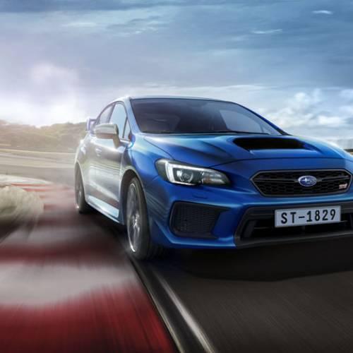 Subaru WRX STI: desaparecerá en Europa en 2018