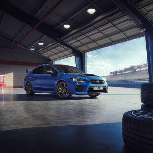 El nuevo Subaru WRX STI 2018: aún más guerrero