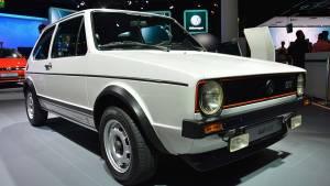7 coches clásicos que se han colado en el Salón de Frankfurt 2017 (fotos)