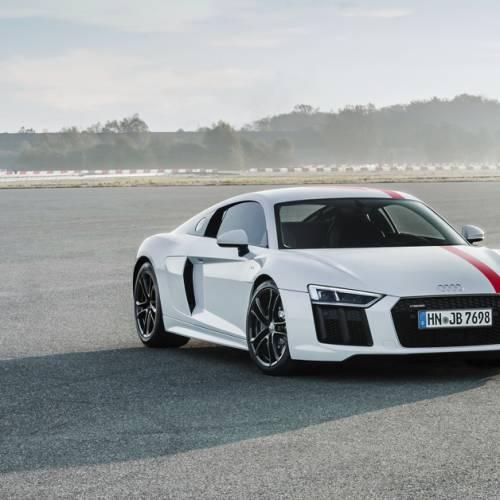 Audi R8 V10 RWS, para los más puristas