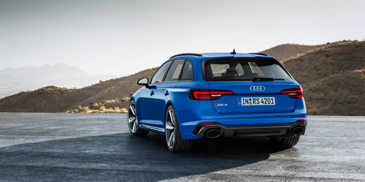 Audi RS4 Avant 2018, vuelve el icono