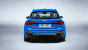 Audi RS4 Avant 2018, vuelve el icono (fotos)