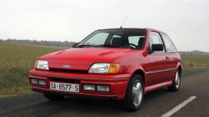 Ford Fiesta RS Turbo: historia y prueba (fotos)