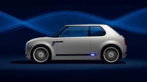 Honda Urban EV Concept, tintes retro para el eléctrico del futuro