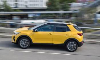 KIA Stonic 2017: primera prueba del SUV pequeño de KIA