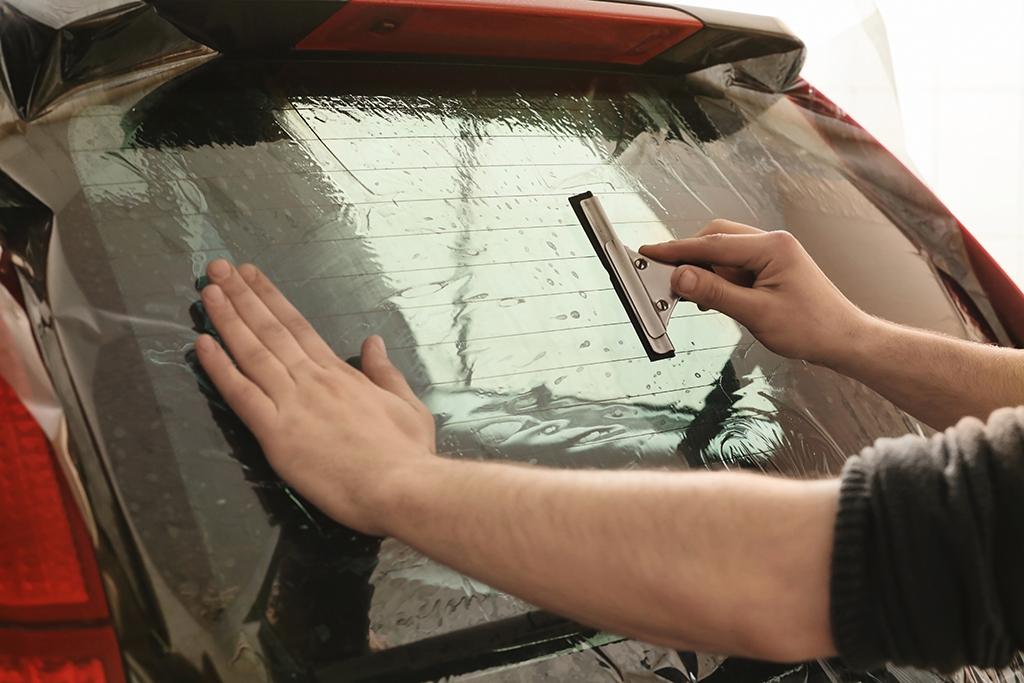 laminar cristales coche
