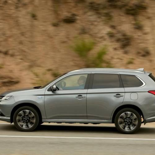 Mitsubishi Outlander 2017: así es el SUV de 7 plazas de Mitsubishi