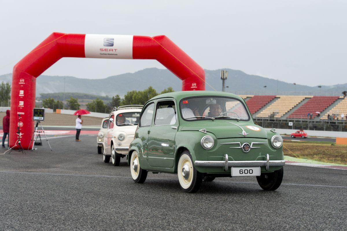 Nuevo récord Guinnes para el SEAT 600