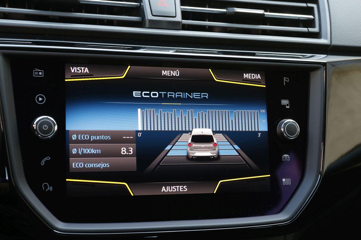 SEAT Ibiza 1.0 TSI 115 CV DSG 7 pantalla multimedia