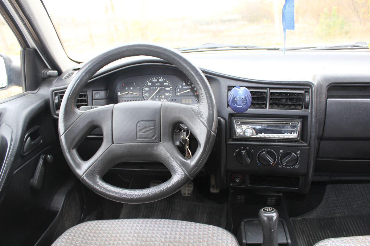 SEAT Toledo I: salpicadero