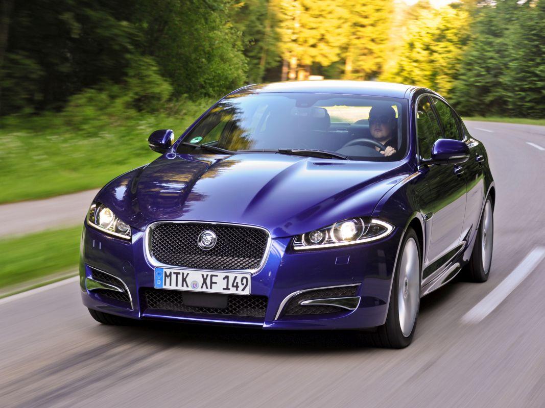 Jaguar XF (primera generación)