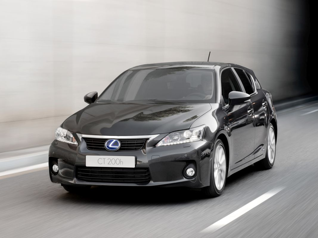 Lexus CT (primera generación)