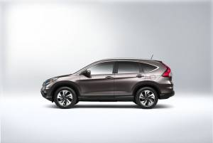 Honda CR-V (cuarta generación)