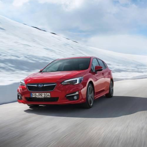 Subaru Impreza 2018, nuevo diseño y más tecnología