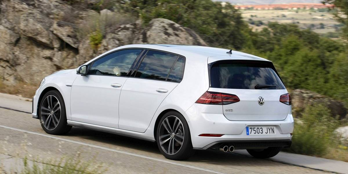Volkswagen Golf GTD DSG 7, a prueba: diésel de carreras